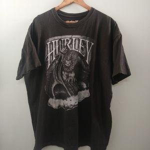 5/25$ HURLEY mens graphic shirt XXL